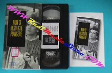 VHS film cartonata NON CI RESTA CHE PIANGERE troisi benigni L'UNITA'(F95)*no dvd