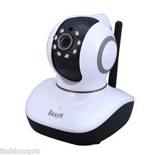 EasyN Mini 10D IR-CUT Wireless IP Camera with Pan / Tilt Night Vision US Plug