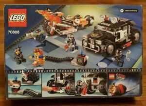 LEGO 70808 The Lego Movie Super Cycle Chase police