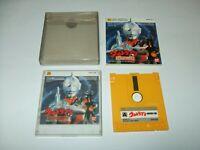 Ultraman Kaiju Teikoku Boxed Nintendo Famicom Disk system FC BANDAI Japan import