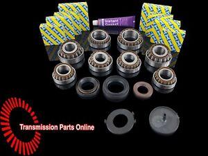 Renault Trafic / Master PF6 Gearbox Uprated SNR Bearing Rebuild Kit