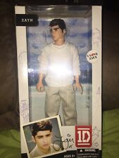 Zayn Doll From Pop Group 1D New In Box  Kids Age 5+ White Sweater