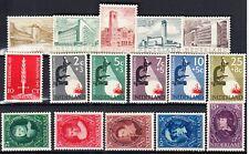 Nederland Jaargang 1955 postfris