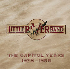 Little River Band : The Capitol Years 1979-1986 CD (2017) ***NEW***