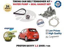 FOR PROTON SAVVY 1.2i 9/2005-> TIMING CAM BELT TENSIONER KIT  + WATER PUMP SET
