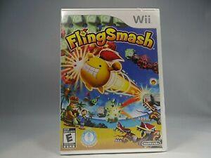 FlingSmash (Nintendo Wii, 2010)