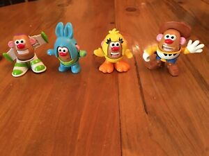 Mr Potato Head Toy Story Mini Figures
