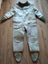 Soviet Russian USSR diving suit for 3-bolt diving helmet VR-3 (ВР-3)