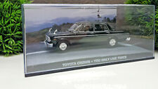 James Bond 007 Toyota Crown You only live twice 1:43 Modellauto in OVP