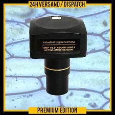 MIKROSKOPKAMERA USB-KAMERA MIKROSKOP DIGITAL *14 MP* LINUX ANDROID LAPVIEW MCF