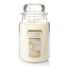 ☆☆BUTTERCREAM☆☆  LARGE YANKEE CANDLE JAR☆☆ SCENTED CANDLE ☆FREE FAST SHIPPING