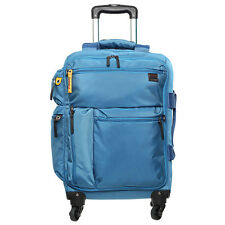 Int'l Cabin Luggage Lightweight Suitcase Soft Travel Case Carry On Bag Trolley