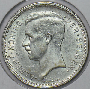 Belgium 1934 A 20 Francs 194598 combine shipping