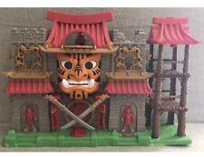 Lot Of Imaginext Samurai Ninja Castle Fortress Playset