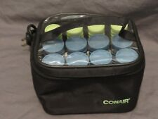 Travel Hot Rollers Conair Instant Heat Compact Hair Ceramic Ionic Curler Styler