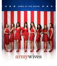 ARMY WIVES - COMPLETE SEASON 7   - DVD - Region 1 Sealed