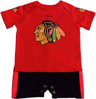 Chicago Blackhawks Newborn Uniform esie Jersey Reebok
