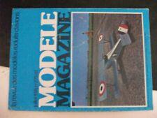 """**au Modèle magazine n°275 Morane Saulnier 225 / Coupe des """" Baron """""""