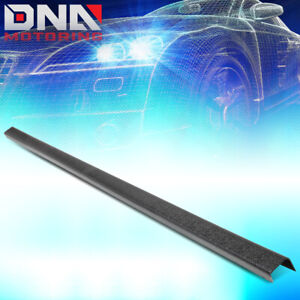 FOR 1994-2004 CHEVY S10/GMC SONOMA TRUCK BED ABS FRONT RAIL MOLDING CAP COVER