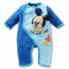 New Baby Boy Animal Bodysuit Outfit Costume Romper Cotton Clothes Set 6-9M 1