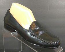 Liz Claiborne Black Loafer Shoes Womens Size 7 M