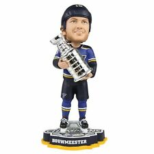 Jay Bouwmeester St. Louis Blues 2019 Stanley Cup Champions Bobblehead NHL