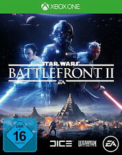 Star Wars: Battlefront II (Microsoft Xbox One, 2017)