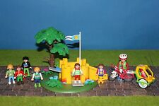 Playmobil Parque infantil PERFECTO ESTADO
