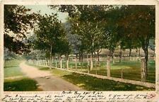 Mississippi, MS, Biloxi, Seashore Camp Grounds 1907 UDB Postcard