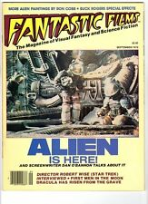 WoW! FANTASTIC FILMS #10 Alien! Buck Rogers! Dracula! First Men In The Moon!