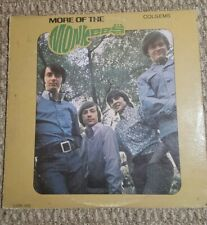 New listing THE MONKEES Vinyl Record LP  - MORE OF THE MONKEES  sale test played first press