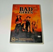 Bad Girls DVD 1994 Drew Barrymore REGION 4