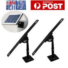 2X Solar Panel Mounting Brackets Adjustable Wall Roof Mount Bracket AU