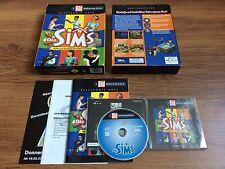   PC retrò classico   i Sims   Ovp   prima edizione   Maxis  