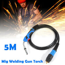 New listing Usa 16.5' Mig Welding Gun Replacement Torch Stinger Mille for Electric Welder