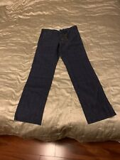 Pal Zileri Pants 46 Dark Blue Men