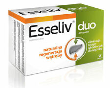 ESSELIV DUO 40 CAPS-CARE FOR YOUR LIVER, LIVER DISEASE-SAME AS ESSENTIALE FORTE