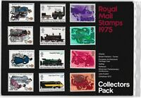 L2077dms 1974 GB UK British Collector Stamp pack