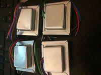 tube amp 25-35 watt output transformers PP EL84 6L6 EL34.. DISCONTINUED SELLOUT