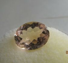 PRICE CUT! 2.35 CARATS OF DELICATE PINK TOPAZ, 9 MM X 11 MM OVAL