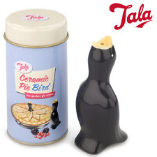 Tala Pie Bird & Tin Traditional Bake Ceramic Funnel Vent Pressure Balance Baking