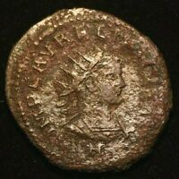RARE Carausius REVERSE ANOTHER PERSON IMPERIAL ROMAN COIN  - GOOD CONDITION