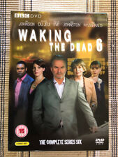WAKING THE DEAD: COMPLETE SERIES 6 (2 DVD SET) BBC REGION 2, FREE SHIPPING!