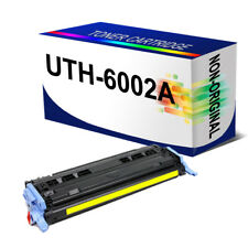 1 Yellow Generic Toner Cartridge for use in hp 1600 2600n 2605dn 2605dtn 124A