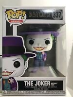 Funko Pop! The Joker Batman 1989 Jack Nicholson Michael Keaton 337