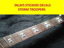 STICKERS INLAY GALAXY TROOPER WARS GUITARS VISIT OUR STORE WITH MANY MORE MODELS