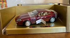 New Listing1/18 Guiloy Aston Martin Db7 #67550 Burgundy Red G.Gold