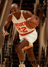 1995-96 Ultra All-NBA #11 Clyde Drexler - NM-MT