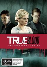 True Blood The COMPLETE Series : Season 1-7 : NEW (30-Disc Set) DVD