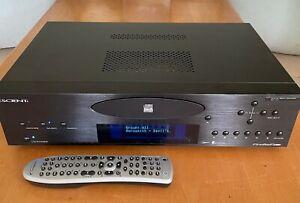 ESCIENT Fireball MX-111 DIGITAL MEDIA MANAGER DVD CD Radio and Remote